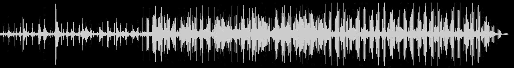 アート音楽 個性的で革新的なCMにの未再生の波形