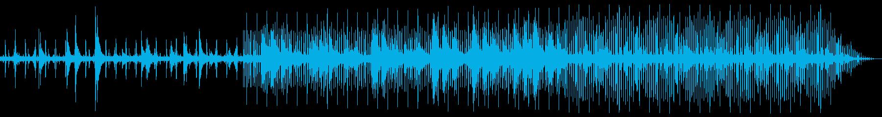 アート音楽 個性的で革新的なCMにの再生済みの波形