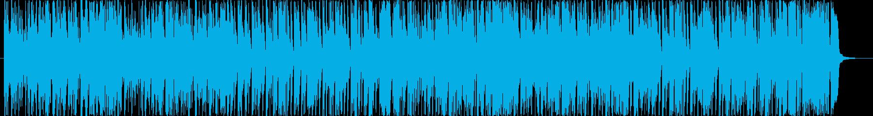 ジャズ 楽しげ お洒落 クール フ...の再生済みの波形