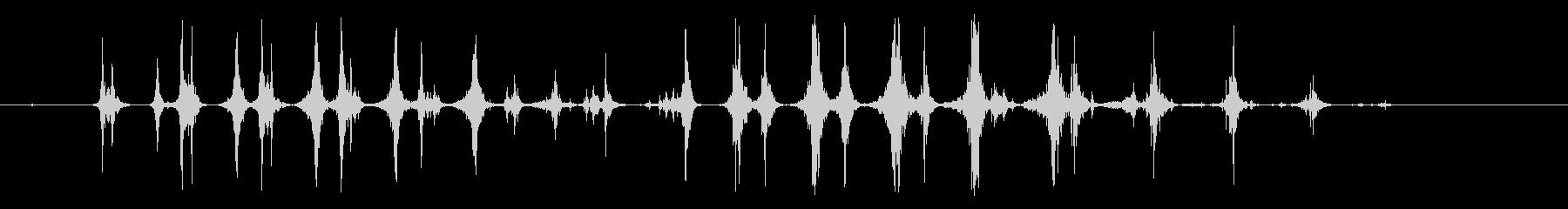 生物力学クリーチャー:短い機械的ス...の未再生の波形