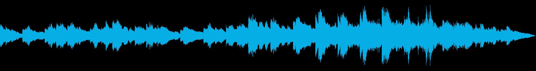 ポップ ロック 室内楽 モダン 交...の再生済みの波形