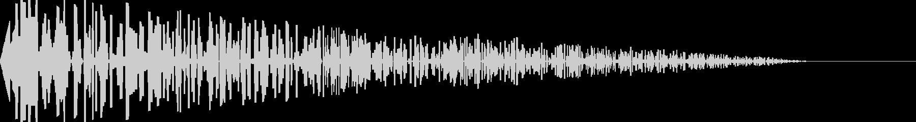 ボカーン(爆発/エンジン/魔法/SNESの未再生の波形