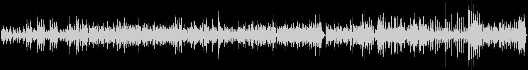 怒り(ソロピアノ・不穏・怖い・暗い)の未再生の波形