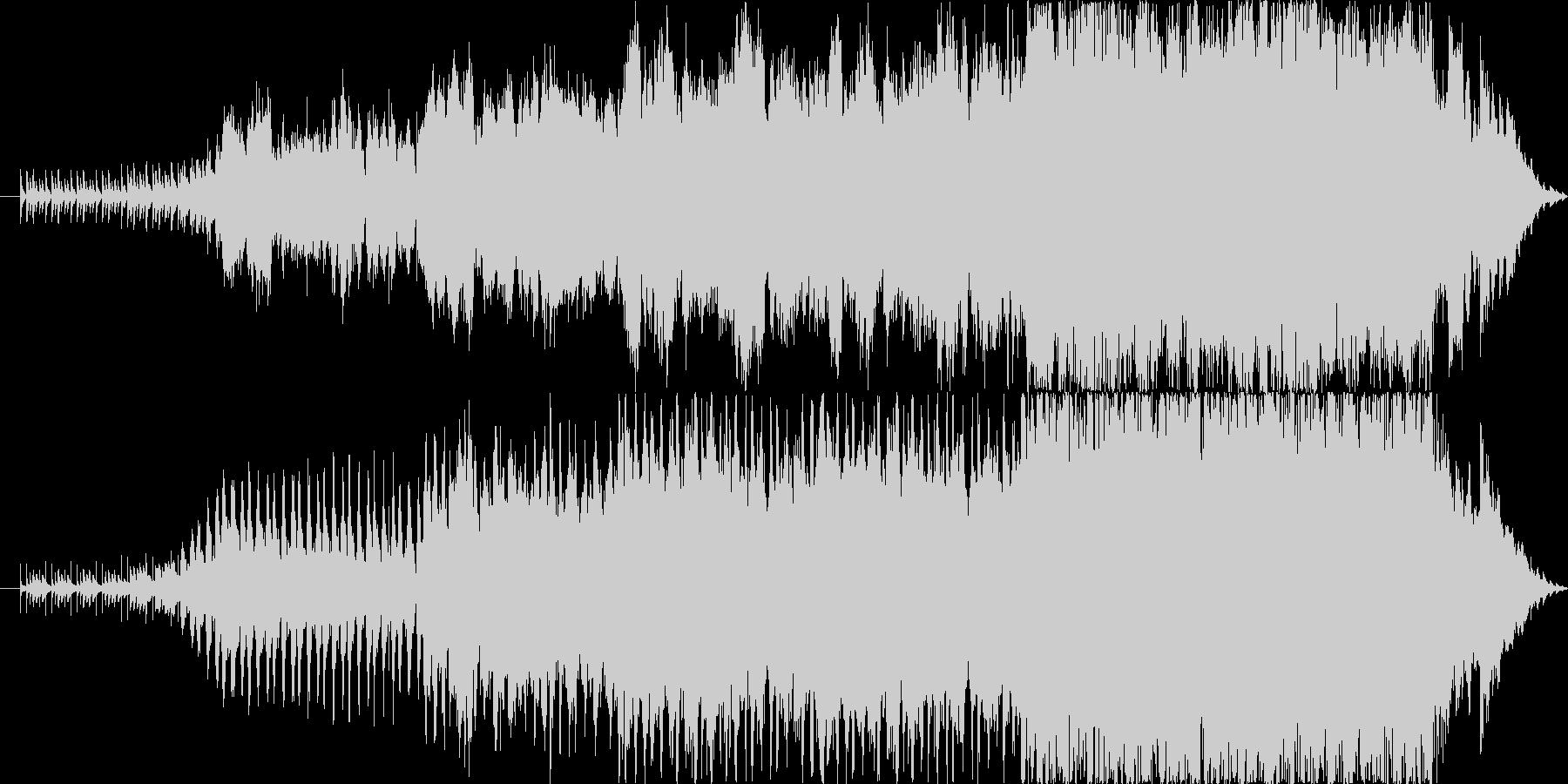 オーケストラの編成で草原をイメージに作…の未再生の波形