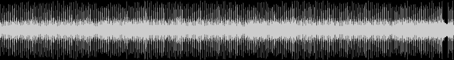 ピアノとバイオリンの日常系BGMの未再生の波形