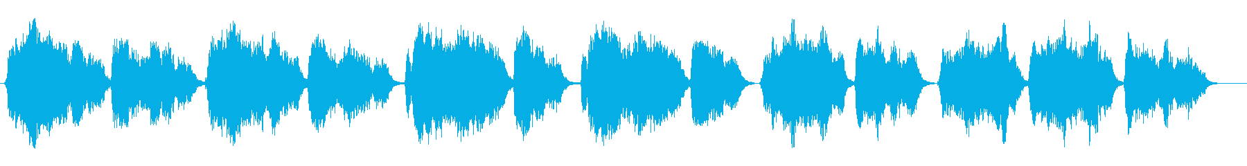 グレゴリオ聖歌 キリエⅣ 斉唱 教会音楽の再生済みの波形