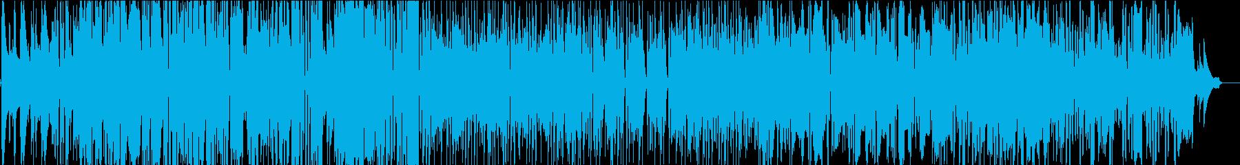 piano・TrpメインJazz_BGMの再生済みの波形