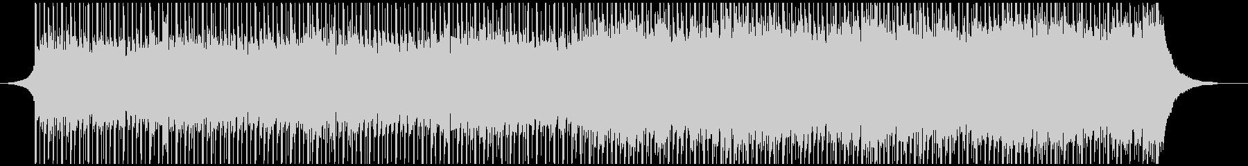 研究所(中)の未再生の波形