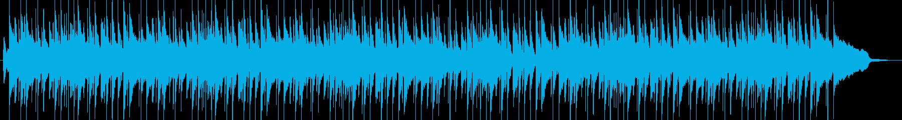 誕生日にぴったりの童謡カバーの再生済みの波形
