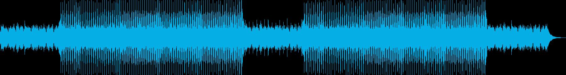 都会・洗練・日常・スタイリッシュ企業VPの再生済みの波形
