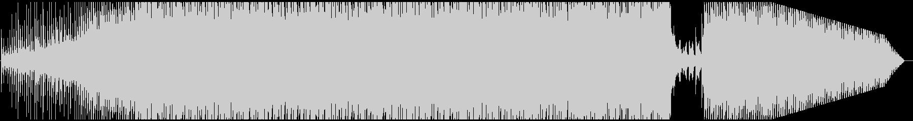 アンビエントエレクトロ。きらめくク...の未再生の波形