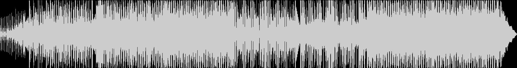 EDM inst。旋律的なシンセメ...の未再生の波形