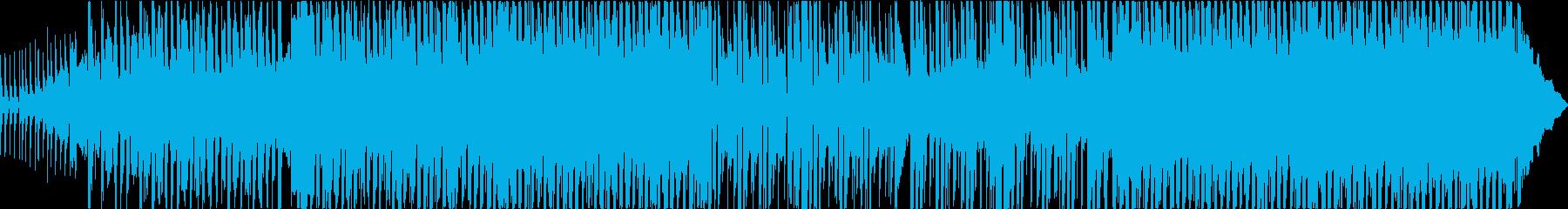 EDM inst。旋律的なシンセメ...の再生済みの波形