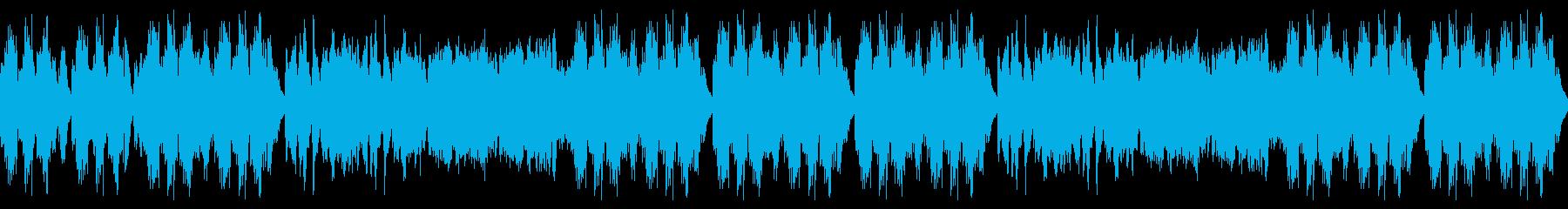泣きのピアノの幻想的なBGMです。の再生済みの波形