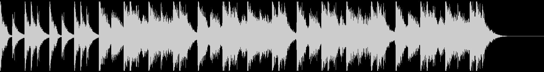 勇壮クラップ&ストンプ&コーラス/30秒の未再生の波形