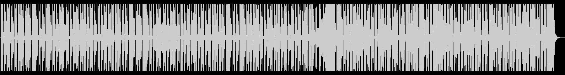 涼しげなディープハウス_No376_2 の未再生の波形