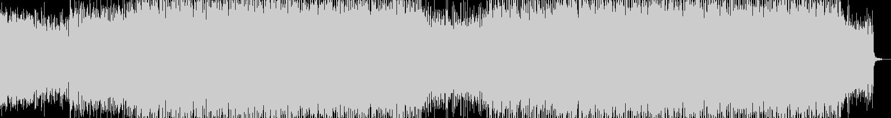EDMポップで明るいクラブ系-71の未再生の波形