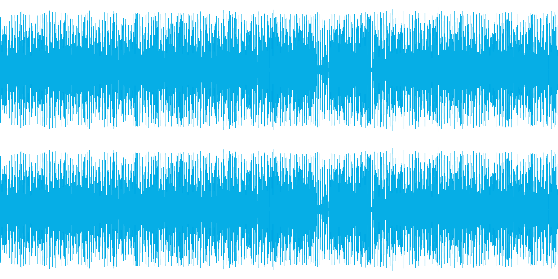 BGM010-05 チップチューン ル…の再生済みの波形