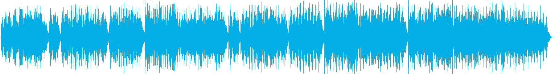 壮大でクラシカルなピアノ旋律バラードの再生済みの波形