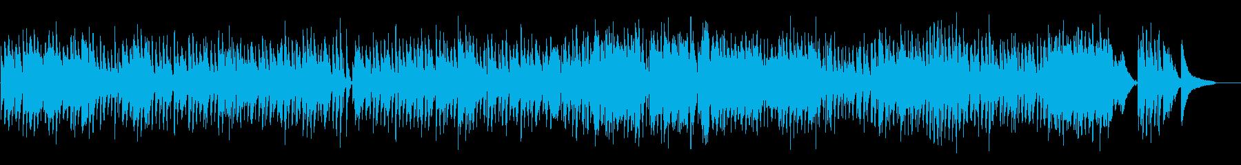 ブルージーな態度のR&B。スロース...の再生済みの波形