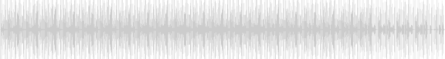 【チルアウト】LoFi / ヒップホップの未再生の波形