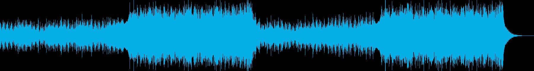 CM/先進的/シネマティックダブステップの再生済みの波形