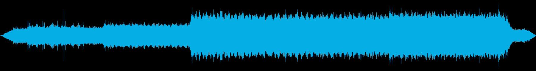 自動タービンスピンドル:さまざまな...の再生済みの波形