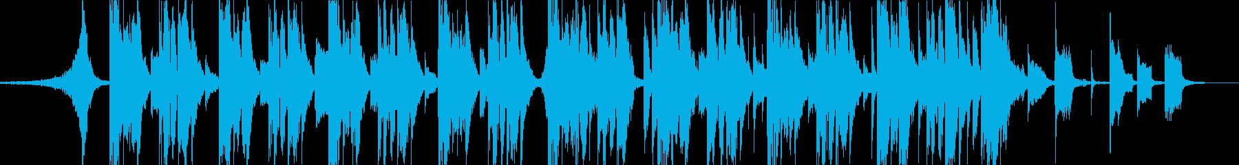 クール!!ガジェット紹介動画に最適。の再生済みの波形