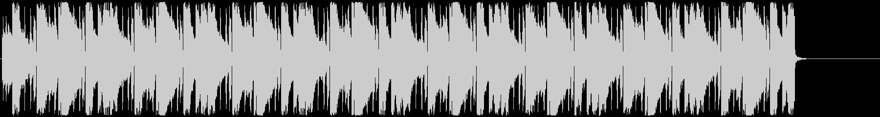 エレピを使ったお洒落なポップミュージックの未再生の波形