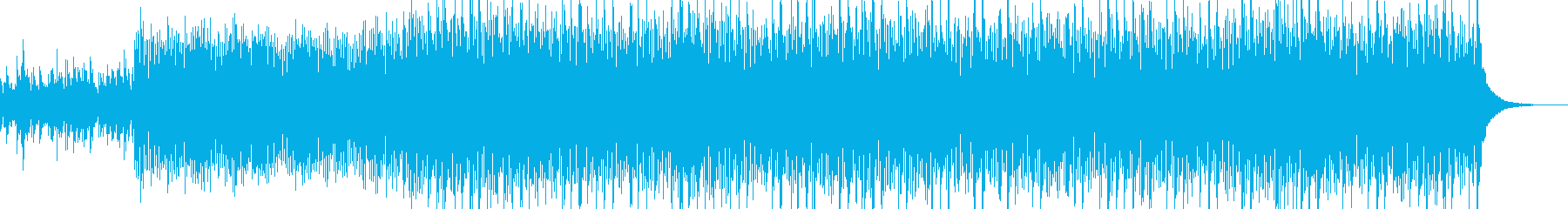 Image of automobile CM of a foreign manufacturer's reproduced waveform