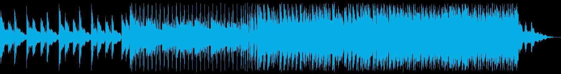 煌びやかなディスコ_No693_3の再生済みの波形