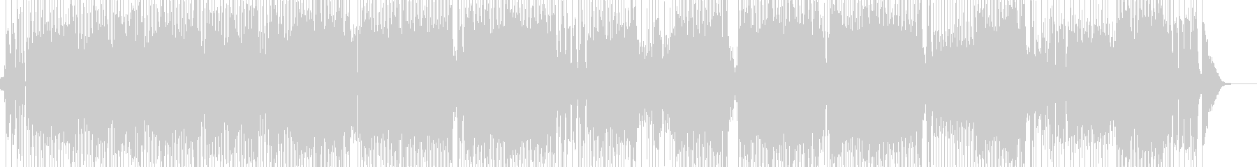 アルプス・笑顔・軽快なカントリー 長尺の未再生の波形