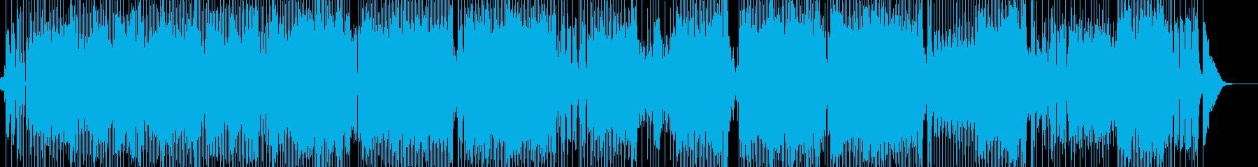 楽しく気分が弾むカントリー Aの再生済みの波形