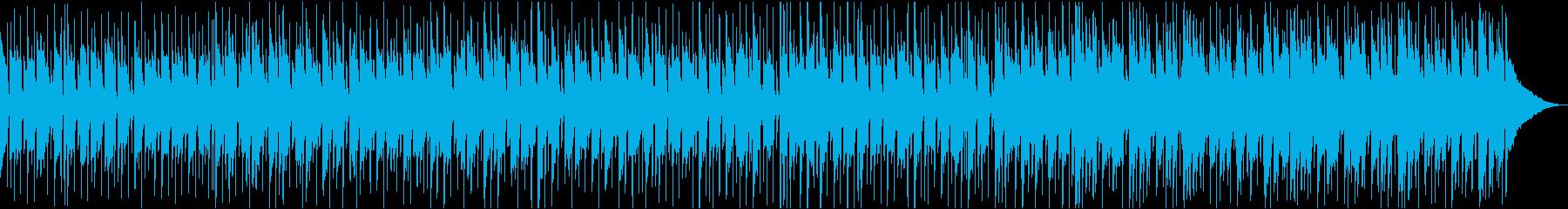 レゲエ スカし 民謡 アクティブ ...の再生済みの波形