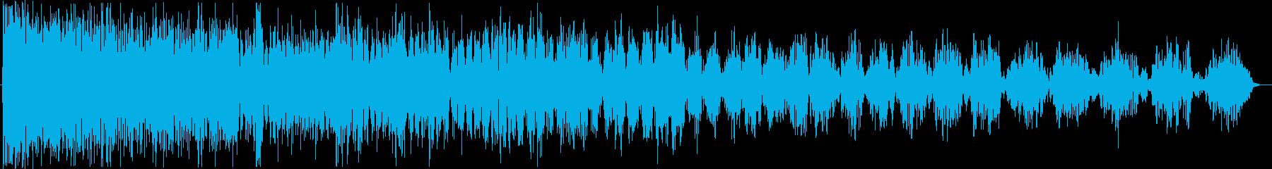 【宇宙船/動力低下/ぎゅるぎゅる】の再生済みの波形