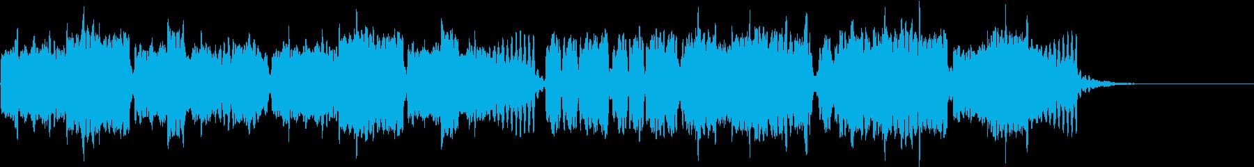 オーラ・リー ほのぼのリコーダーの再生済みの波形