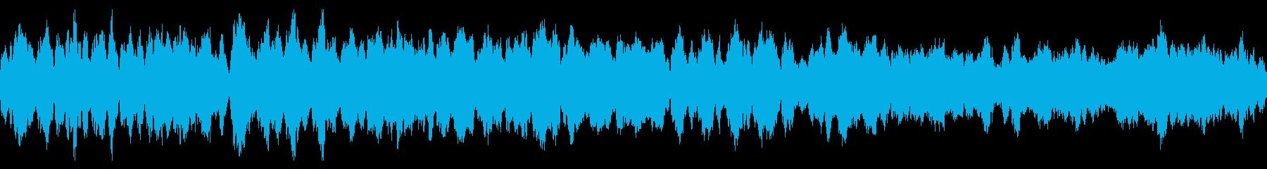 RPG向けオーケストラ曲『迷宮』の再生済みの波形