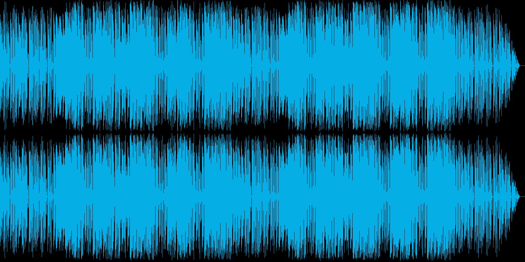 トラップ ヒップホップ 神経質 淡...の再生済みの波形