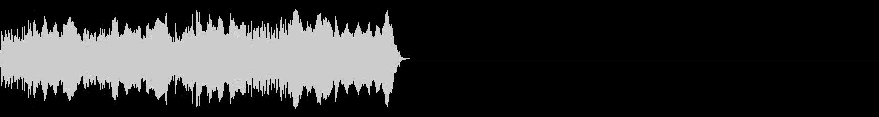 コックピットなどの細かい電子音_04の未再生の波形