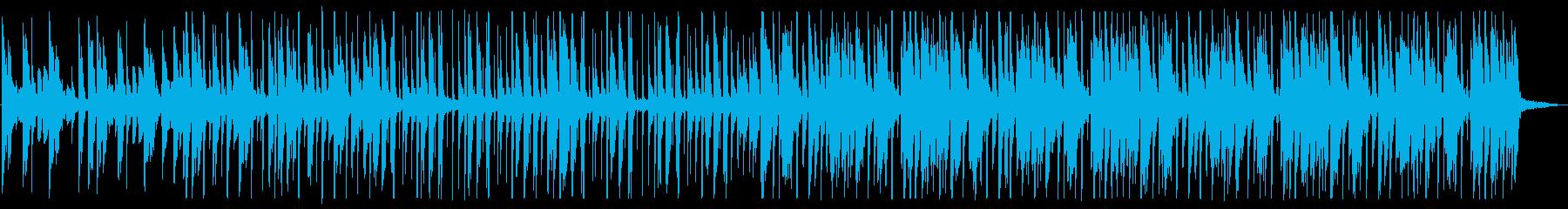 都会/ヒップホップ_No453_3の再生済みの波形