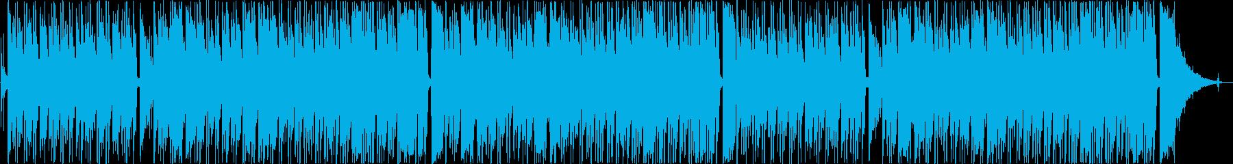 穏やか/日常系/ボサノヴァ/フルート1の再生済みの波形