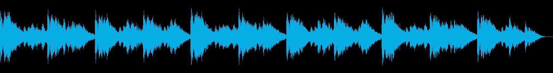 エレピによるふわふわしたチルアウトです。の再生済みの波形