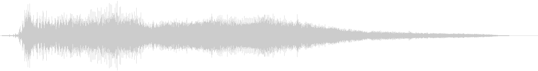 セスナフロートプレーン:スタート、...の未再生の波形