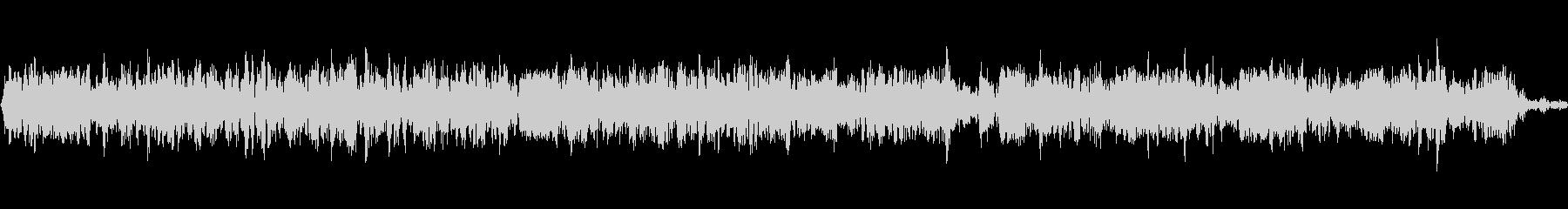 複数の双方向無線スケルチとフィード...の未再生の波形