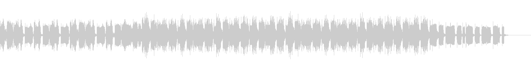 コーポレートテクスチャ―12の未再生の波形
