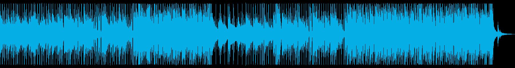 煌びやか/夜景/ディスコ_No694_1の再生済みの波形