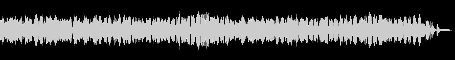 ヒーリングクラシック「春の歌」94-2の未再生の波形