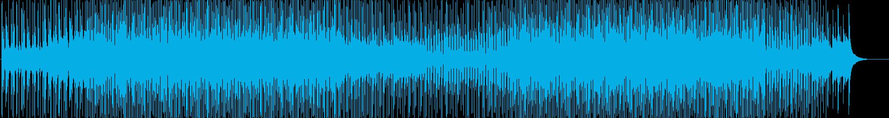 アコースティック-家族-爽快-ポップ-森の再生済みの波形