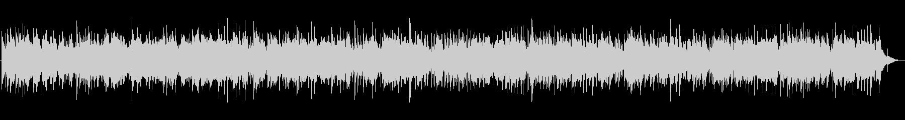 3拍子アコースティックバラードの未再生の波形