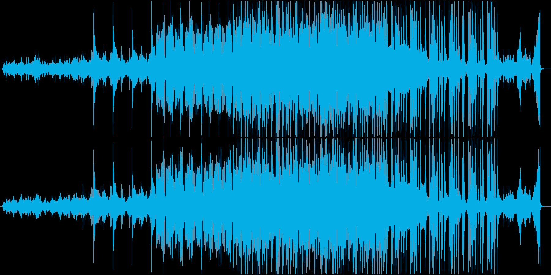 時代劇♪過去から現代へ【和風&R&B】の再生済みの波形